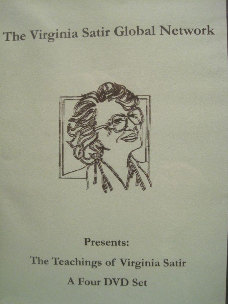 Teachings of Virginia Satir (Set of 4 DVDs)
